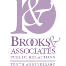 Brooks & Associates Public Relations Passes Decade Mark with Flying Colors