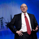 Why Is Steve Ballmer at CERAWeek?